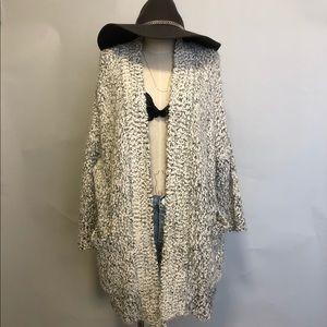 ZARA Sweater Cardigan